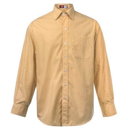 Lee Cooper - Long Sleeve Pocket Shirt Mens