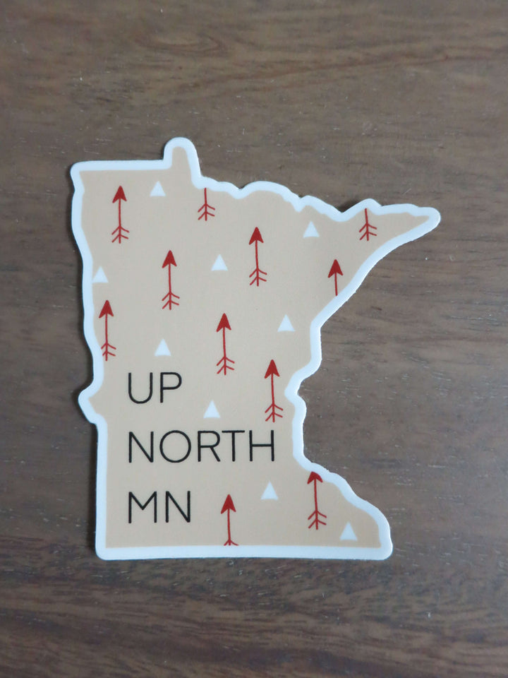Up North-Stickers-Spread Your Sparkle