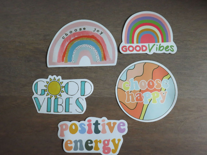 Positivity Pack-Sticker Packs-Spread Your Sparkle