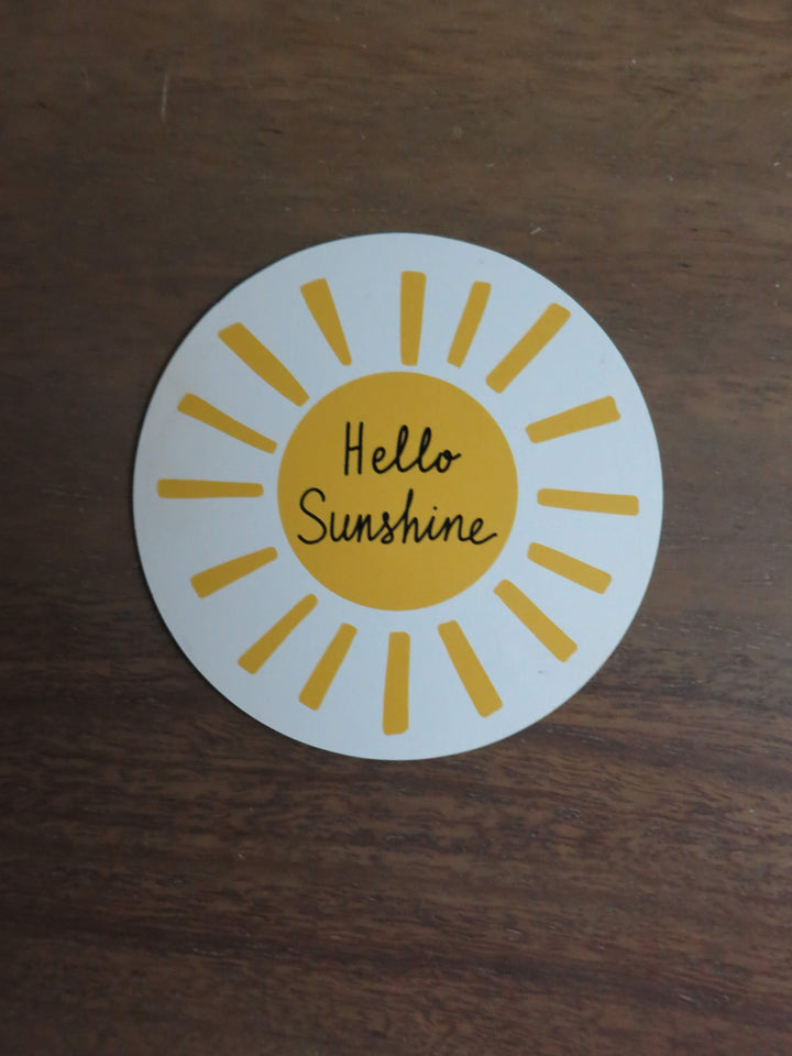 Hello Sunshine Magnet-Magnets-Spread Your Sparkle