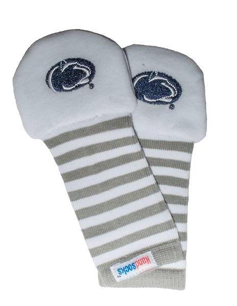 Handsocks No Scratch Baby and Kid Mittens, Penn State