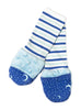Handsocks Plush No-Scratch and Warmth Baby and Kid Mittens, style Sweet Caroline (Stars)