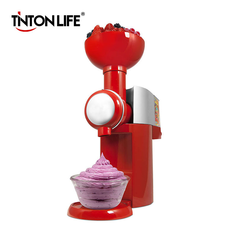 Frozen Fruit Dessert Machine Fruit Ice Cream
