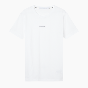 MICRO BRANDING ESSENTIAL SS TEE WHITE
