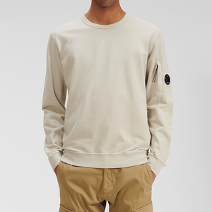 C.P. COMPANY LIGHT FLEECE CN SWEATSHIRT