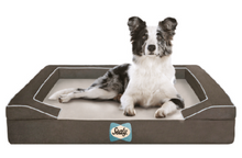 Load image into Gallery viewer, Sealy Lux Orthopedic Dog Bed