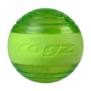 ROGZ Squeek Fetch Ball for Dogs