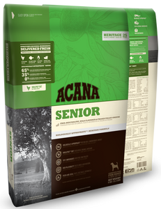 ACANA Heritage Senior Dog Food for All Adult Dogs 7 Years and Older