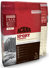 Load image into Gallery viewer, ACANA Heritage Sport & Agility Dog Food for Highly Active Dogs