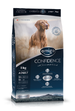 Load image into Gallery viewer, Amigo Confidence Adult Dog Food - 8kg & 20kg