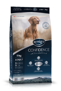 Amigo Confidence Adult Dog Food - 8kg & 20kg