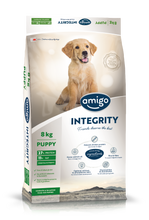 Load image into Gallery viewer, Amigo Integrity Puppy Dog Food - 8kg & 20kg