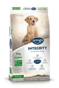 Amigo Integrity Puppy Dog Food - 8kg & 20kg