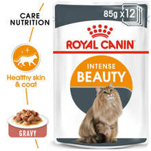 Load image into Gallery viewer, ROYAL CANIN® Intense Beauty in Gravy - Box of 12x85g
