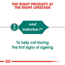 Load image into Gallery viewer, ROYAL CANIN Instinctive 7+ Wet Cat Food Pouches in Gravy