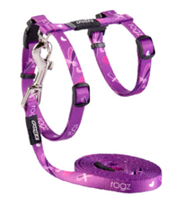Load image into Gallery viewer, ROGZ KiddyCat H-Harness and Lead Set - Small