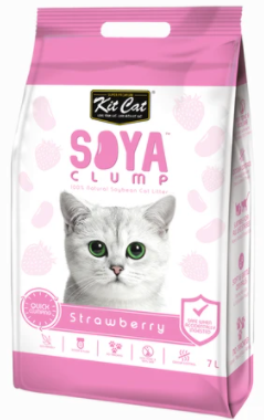 Kit Cat SOYACLUMP Cat Litter