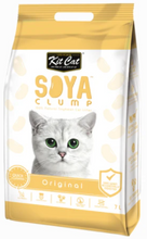 Load image into Gallery viewer, Kit Cat SOYACLUMP Cat Litter