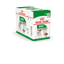 Load image into Gallery viewer, ROYAL CANIN Mini Adult Wet Food Pouches