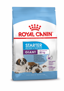 ROYAL CANIN Giant Starter Mother & Babydog Food