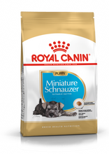 Load image into Gallery viewer, ROYAL CANIN Miniature Schnauzer Puppy Dog Food