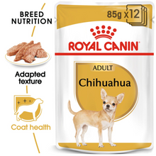 Load image into Gallery viewer, ROYAL CANIN Chihuahua Adult Wet Dog Food Pouches