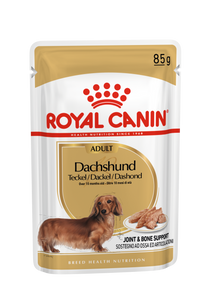 ROYAL CANIN Dachshund Adult Wet Dog Food Pouches