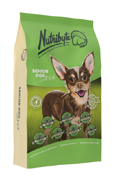 Nutribyte Senior Small Bite Dog Food