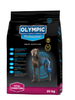 OLYMPIC® Vital Condition (with sensitivity control) Dog Food