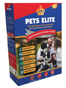 Pets Elite Dehydrated Raw Food