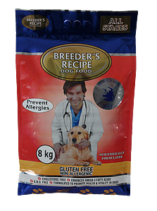 Breeders Recipe Adult Beef Dog Food