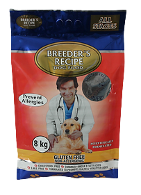 Breeders Recipe Puppy Beef Dog Food