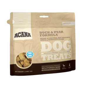 ACANA Singles Duck & Pear Freeze-Dried Dog Treats