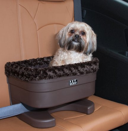 Plush Bucket Seat Booster