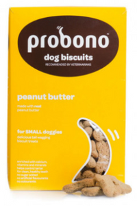 Probono Peanut Butter Biscuits