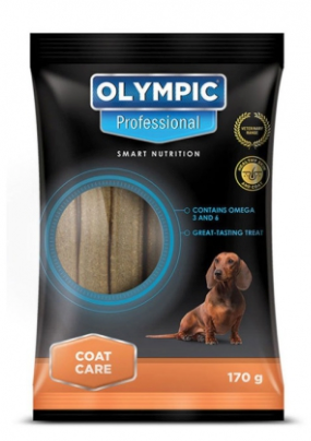 Olympic Professional Coatcare Dog Treats