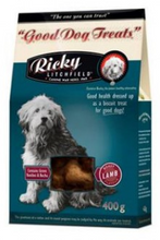 Load image into Gallery viewer, Ricky Litchfield Good Dog Treats/Biscuits - 400g