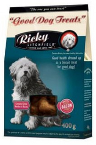 Ricky Litchfield Good Dog Treats/Biscuits - 400g