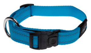 Rogz Utility Large 20mm Fanbelt Dog Collar