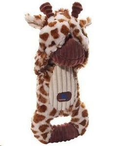 Peek-A-Boo Giraffe Charming Pets Dog Toy