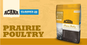 ACANA Classic Poultry Dog Food for All Breeds and Life Stages