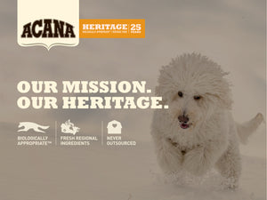 ACANA Heritage Light & Fit Food for All Adults Dogs 1 Year and Older, for Overweight Dogs