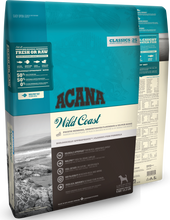 Load image into Gallery viewer, ACANA Classic Wild Coast Dog Food for All Breeds and Life Stages