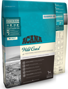 ACANA Classic Wild Coast Dog Food for All Breeds and Life Stages