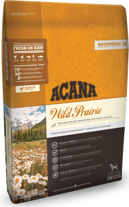 ACANA Regionals Wild Prairie Dog Food for All Breeds and Life Stages