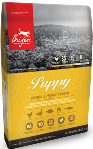 ORIJEN Puppy Dog Food - Biologically Appropriate