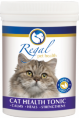 Regal Cat Health tonic powder bizzibabs.com