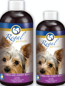 Regal Stress and Anxiety Remedy X4
