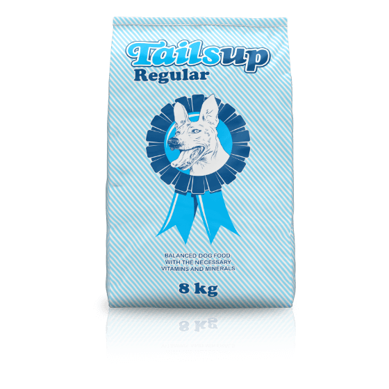 Tailsup Regular - Food for Adult Dogs