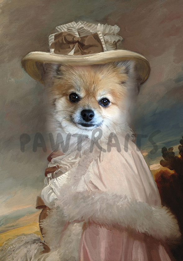 Pawtraits: Transform Your Pet into a Masterpiece